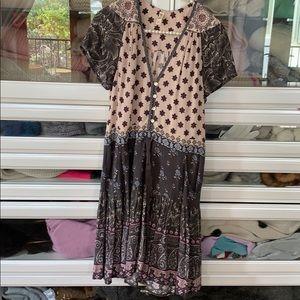 Spell designs mini dress size xxs